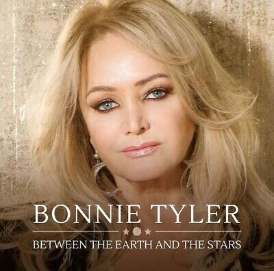 Bonnie Tyler Between The Earth And The Stars CD New Pre Order 22/03/19
