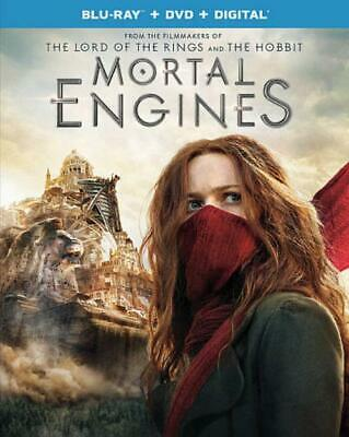 Mortal Engines Used - Very Good Blu-Ray/Dvd