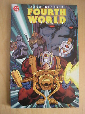 Jack Kirby's FOURTH WORLD GALLERY : DC 1996 ONE-SHOT. ORION, MISTER MIRACLE etc