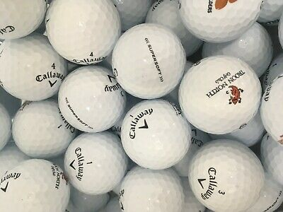 24  48 Callaway Supersoft Lake Golf Balls  Choose Colour, Free Delivery