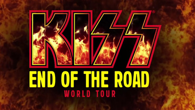 """KISS """"End of the Road World Tour 2019 in Center Bell"""