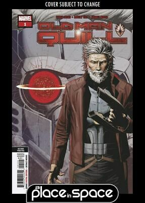 Old Man Quill #1 - 2Nd Printing (Wk11)