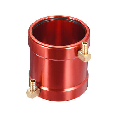 RC Model Motor Water Cooling Jacket Parts 40mm Red for for 36-Series RC Motor