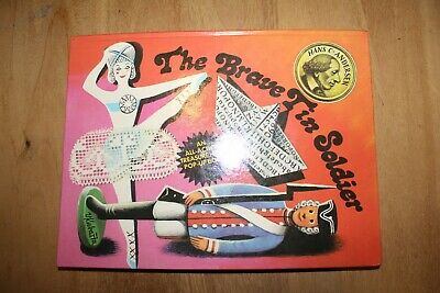 POP UP The Brave Tin Soldier - Kubasta  Artia 1977 TBE