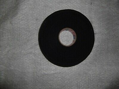 """BLACK MEDICAL TAPE  24 rolls  1""""x30yds.   * FIRST QUALITY *"""