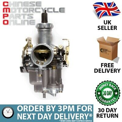 125CC MOTORCYCLE JIELI Carburettor with Accelerator Pump (CRB059)
