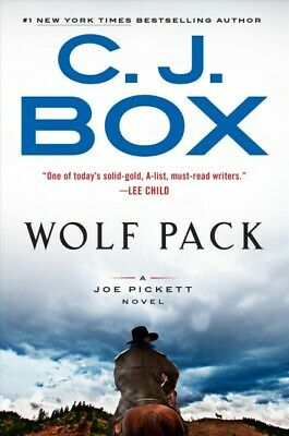 Wolf Pack, Hardcover by Box, C. J., ISBN 0525538194, ISBN-13 9780525538196