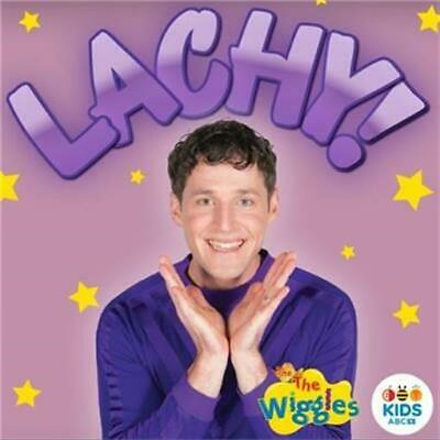 LACHY / THE WIGGLES Lachy! CD NEW