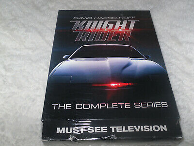 KNIGHT RIDER - The Complete Series (DVD 16-Disc Set) BRAND NEW & SEALED