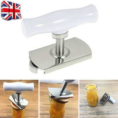 Efficiency Bottle Jar Can Opener Cap Grip Twister Adjustable Kitchen Tools Y