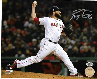 c781eeb3a Ryan Brasier Wolrd Series Boston Red Sox Autographed 8x10 Photo Coa Sureshot