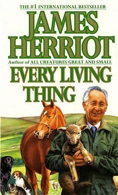 Every Living Thing (All Creatures Great and Small) by Herriot, James