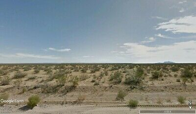 2.5 Acre Lot In California City Near Hyundai Test Track - Kern County California