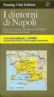 Naples (Metropolitan Area) (Regional Maps), , Used; Good Book