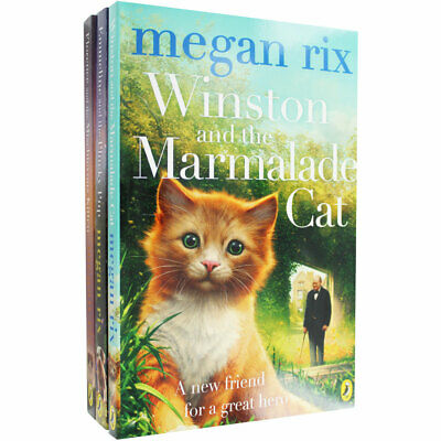 Megan Rix - Pets in History - 3 Book Collection, Children's Books, Brand New