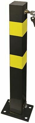 Streetwize Heavy Duty Vehicle Parking Driveway Lockable Post Square