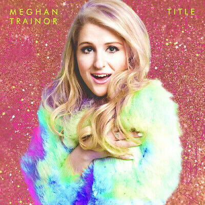 Meghan Trainor : Title CD Special  Album with DVD 2 discs (2015) Amazing Value