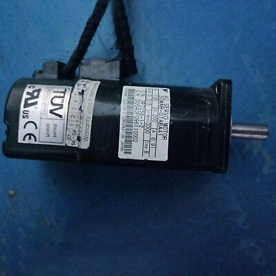 1PC Used Yaskawa SGMAH-01ABA41 Servo Motor Tested In Good Condition