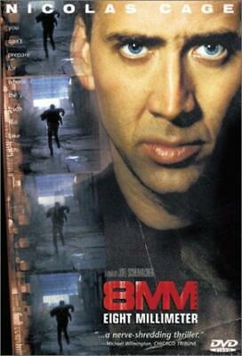 8Mm (Dvd) New
