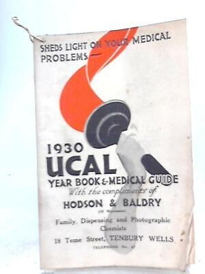 1930 UCAL Yearbook and Medical Guide (1930) (ID:72540)