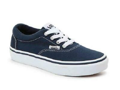 b0ed47f4c3 VANS DOHENY BLUE+WHITE Kids Athletic Sneakers Casual Skate Shoes Boy s  Youth NEW -  54.99