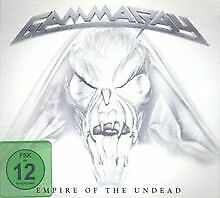 Empire of the Undead (Special Edition) von Gamma Ray | CD | Zustand sehr gut
