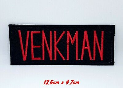 Ghostbusters Movie Fancy Dress logo Embroidered Iron Sew On Patch #232