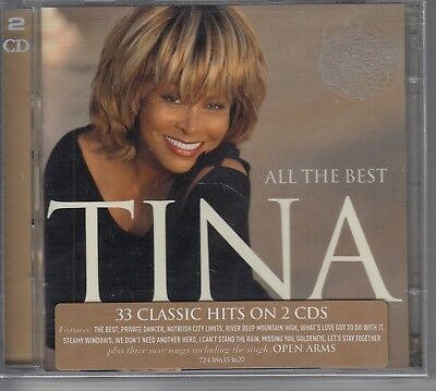 Tina Turner - All The Best  / 2 Cd