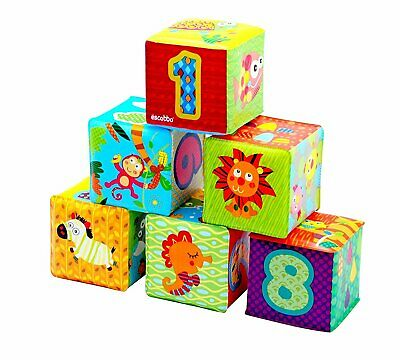 Escabbo: Bath-Time Cubes - Numbers