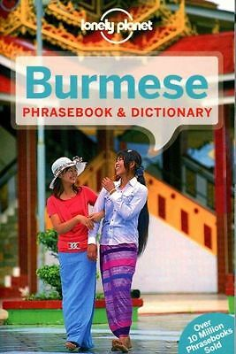 (Good)-Lonely Planet Burmese Phrasebook & Dictionary (Paperback)-Bowman, Vicky,L