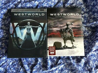 WestWorld: Complete Seasons 1-2 DVD HBO West World Set 1&2 New Free Shipping