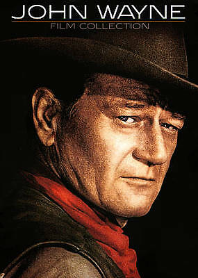 John Wayne Film Collection (DVD, 2012, 10-Disc Set) A-18117-48-016