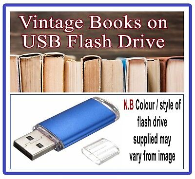765 Occult Books on USB - Alchemy Astrology Witchcraft Wicca Paganism Spells H1