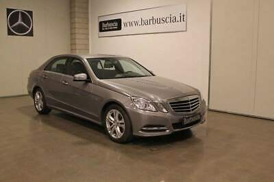 Mercedes-Benz Classe E (W/S212) E 220 CDI BlueEFFICIENCY Avantgarde