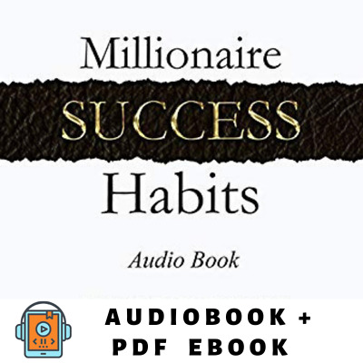AudioBook Millionaire Success Habits by Dean Graziosi