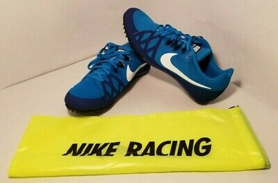 4ca7b390195 Nike Zoom Rival M8 Track Field Sprint Spikes Unisex Shoes Size 9.5  806555-414