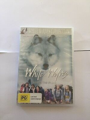 White Wolves : A Cry In The Wild 2 DVD BRAND NEW IN SHRINK