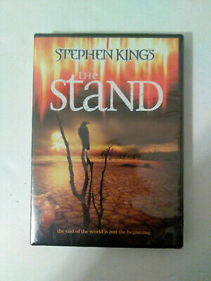 THE STAND (2 DISC DVD, 2013) Gary Sinise, Molly Ringwald, Rob Lowe, Ray Walston