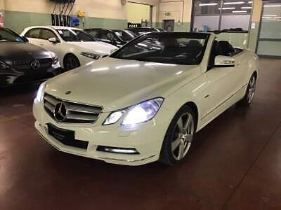 Mercedes-Benz Classe E E 220 CDI Cabrio BlueEFFICIENCY