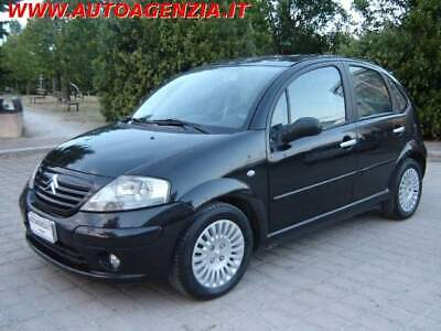 CITROEN C3 1.4 HDi 70CV Exclusive -NEOPATENTATO