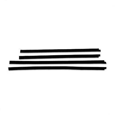 1981-88 FordMustang Passenger T Top to DoorWeatherstrip Ford E2ZZ6620710