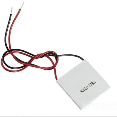 12V 60W TEC1-12706 Thermoelectric Cooler Cooling Peltier Plate Heat Sink Module