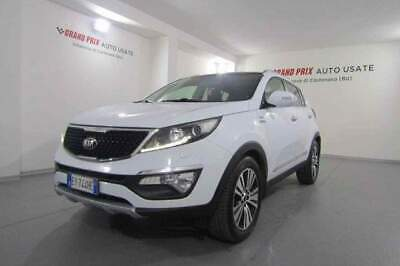 KIA Sportage 2.0 CRDI VGT AWD Feel Rebel