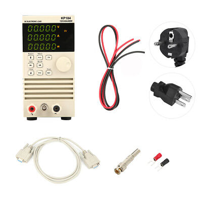 KP184 Electronic Load Battery Capacity Tester RS485/232 400W 40A Digital Display
