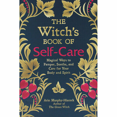 The Witchs Book of Self-Care (Paperback), New Arrivals, Brand New
