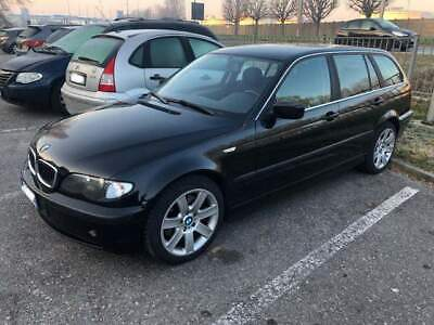 BMW 330 Serie 3 (E46) turbodiesel cat Touring