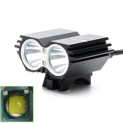 XM-L 2000lm U2 LED Rechargeable Bycicle Light Headlamp Headlight Bike Lamp Torch