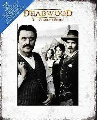 Deadwood: The Complete Series, BRH, 2014, UPC 883929361694