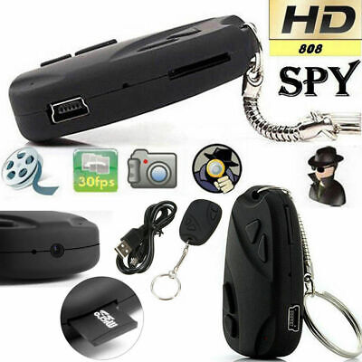 Pocket DVR 808 Car Key Chain Micro Camera #16 Real HD 720P H.264 Mini Camcorder