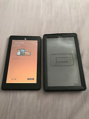 Amazon Kindle Fire 7 Tablet (7th Generation) - 16GB - Wifi With Alexa - Black
